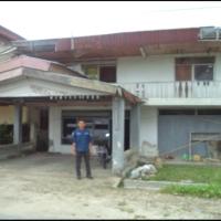 1 (satu) bidang tanah bangunan seluas 202 M2 terletak di Jalan Yos Sudarso Sangele, Pamona Puselemba, Poso BRI POSO
