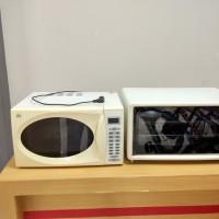 1 unit microwave merk metrowealth kondisi baik