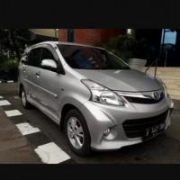 KPP MATRAMAN-Mobil Toyota New Avanza Veloz 1.5 AT, Tahun 2013, Silver Metalik, 1.495 cc, NoPol B 1447 TRP