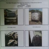 Kejari : Truck Box Isuzu No. Pol. B-9281 S, tanpa STNK , tanpa BPKB