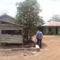 1 bidang tanah luas 2.500 m2 berikut rumah tinggal dan kios di Desa/Kel Semangga (Waninggap Kay), Kec Merauke (Semangga), Kab Merauke