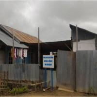 1 bidang tanah luas 298 m2 berikut rumah tinggal dan rumah sewadi Kelurahan Karang Indah, Distrik Merauke, Kabupaten Merauke