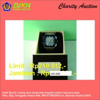 Charity Auction KPKNL Metro (08): Jam Tangan Hublot