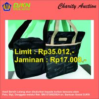Charity Auction KPKNL Metro (14): Paket BRI (Hand Bag (2 buah))
