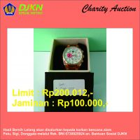 Charity Auction KPKNL Metro (09): Jam Tangan Tag Heueur