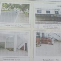 (SHINHAN) 2. Sebidang tanah berikut bangunan di Ds. Dasan Lekong, Sukamulia, LOTIM