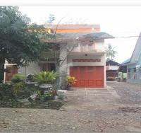 BRI Palopo sebidang tanah dan bangunan luas 240 m2, SHM 164/Lalong terletak di Desa Lalong Kec. Walenrang Kab. Luwu
