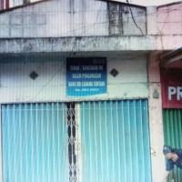 1 bidang tanah luas 92 m2 berikut bangunan ruko diatasnya, SHM No. 01341, di Kel. Dobonsolo, Kec. Sentani, Kab. Jayapura