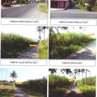 Sebidang tanah sesuai SHM No.01071 luas 5.464 m2, terletak di Ds.Krebetsenggrong Kec.Bululawang Kab. Malang