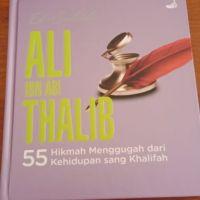 """Lelang Sukarela: 21 Satu buku bacaan judul """"Ali bin Abi Thalib"""""""