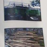 1 (satu) paket BMN Tanah Bangunan bongkaran pada KUA Toili kondisi rusak berat KEMENAG BANGGAI