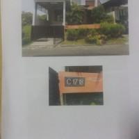BPR TRISURYA (1):  Tanah luas 160 m2, berikut bangunan , Sesuai SHM No 694/NOG di Perum Citra Garden Bandar Lampung