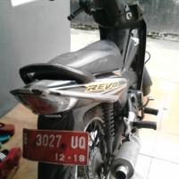 Lot 5: Sepeda Motor Honda/ NF 100 TD Nomor Polisi B 3027 UQ Tahun 2008 (Warna TNKB Merah)
