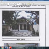 PT BNI :Tanah dan Bangunan SHM No.547 LT. + 260 M2  dan SHM No.411 LT. + 392 m2 Desa Mlatinorowito Kec. Kudus, Kab.Kudus