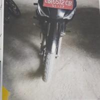 1 (satu) unit Honda/NF 125 TRF Tahun 2007, Nopol DN 6512 CB, Rusak Berat UPP LWK