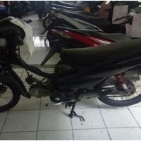Rampasan Kejarisiantar9: 1 (satu) unit  sepeda motor Honda Supra BK-5114-OQ
