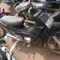 DJA-Honda Astrea NF 100 cup  No. Polisi B 5815 LQ (tanpa bukti kepemilikan)