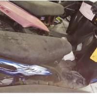 Rampasan Kejarisiantar11:1 (satu) unit  sepeda motor Yamaha Mio warna hitam les biru tanpa plat