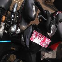DJA-Honda NF 125 D No. Polisi B 6250 PGQ