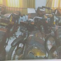 BPPKAD Banjarnegara (Paket 18): 5 unit sepeda motor dijual satu paket