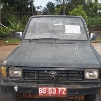 [Pemkab OKU] LOT 2.6, 1 (satu) unit Toyota Kijang KF 42 Short, nopol BG 53 FZ, tahun 1996, (BPKB tdk ada STNK ada)