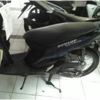 Rampasan Kejarisiantar12: 1 (satu) unit  sepeda motor Yamah Mio warna biru nomor Plat BK-6833-WA