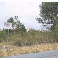 KPP Bengkalis - Sebidang tanah kosong di Kel Air Jamban Kec Mandau Duri seluas 3200 m2
