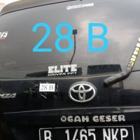 Rampasan Kejari Kab. Bekasi: LOT28B. 1 (satu) unit mobil Toyota Avanza, warna hitam, B 1465 NKP