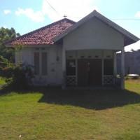 Rumah Negara Golongan II Tipe C Permanen Untuk Dibongkar