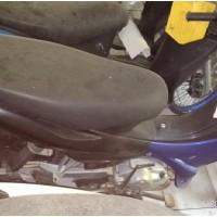Rampasan Kejarisiantar13: 1 (satu) unit  Sepeda motor Yamaha Jupiter Warna biru tanpa plat Nomor