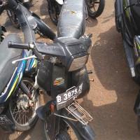 DJA-Honda Astrea C86 No. Polisi B 3975 ZE (tanpa bukti pemilikan)