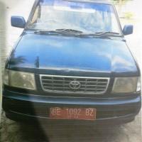 BPS Lamteng: 1 (satu) unit Toyota Kijang Super KF 72 Short, No. Polisi BE 1092 BZ Tahun Pembuatan 2002, kondisi rusak berat