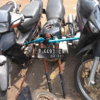 DJA-Yamaha RXK 135 C No Polisi B 4497 C
