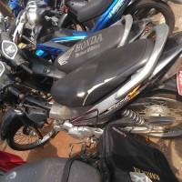 DJA-Honda NF 125 D No. Polisi B 6251 PGQ