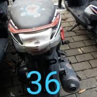 Rampasan Kejari Kab. Bekasi: LOT36. 1 (satu) unit sepeda motor merk Yamaha Xeon, B 3284 KFD, berikut STNK