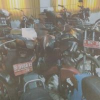 BPPKAD Banjarnegara (Paket 17): 5 unit sepeda motor dijual satu paket