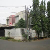 tanah + bangunan  SHM No.05147, luas 267 m2, Pondok Ranji,Ciputat,Kota Tangsel