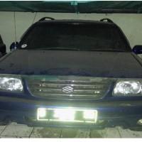 Lot 5: Suzuki Escudo No. Polisi B 2252 SQ Tahun 2004 (Warna TNKB Merah)
