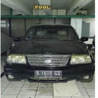 Lot 3: Suzuki Grand Escudo No. Polisi B 1609 GQ Tahun 2004 (Warna TNKB Merah)