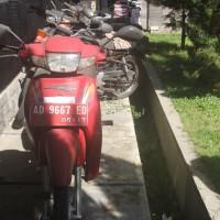 BKD BOYOLALI||19_12|| 32. 1 (satu) unit sepeda motor Honda/NF 101, Nopol AD9667ED, Tahun 2002, Warna Merah, STNK Ada BPKB Ada
