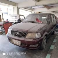 Politeknik STMI Jakarta: Toyota Kijang KF 80 Long STD tahun 2002 Nomor Polisi B 2175 PQ