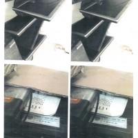 Sepaket barang inventaris eks Kantah Klungkung