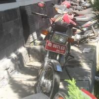 BKD BOYOLALI||19_12|| 29. 1 (satu) unit sepeda motor Honda/MCB, Nopol AD9671ED, Tahun 2002, Warna Hitam, STNK Ada BPKB Ada