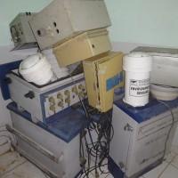 BMKG: 1 (satu) Paket barang inventaris terdiri dari: 4 (empat) unit Weather Station
