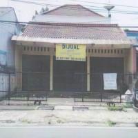 BRI Badung AA 1a. 1 paket tanah + bangunan luas 341 m2 di Jl.RE Martadinata No.241 Kota Tasikmalaya