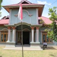 10. Mandiri SMCR : b. Sebidang tanah luas 1.254 m2,berikut rumah,SHM No.261,di Jl.Setia Budi Ds.Ujung Batu Kab.Rohul