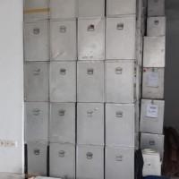 1 (satu) paket Kotak Suara berbahan alumunium EX Pemilu Tahun 2004 dan 2009 milik KPU Kabupaten Dharmasraya