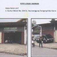 Bjb Garut 3. Tanah + bangunan luas 216 m2 di Jl.Guntur Melati No.234A, Ds.Haurpanggung, Kec.Tarogong Kidul, Kab.Garut