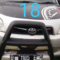 Rampasan Kejasri Kab. Bekasi: LOT18. 1 (satu) unit mobil Toyota Rush warna silver, B 1185 EMG