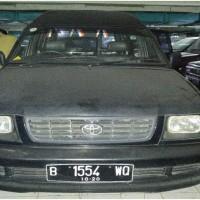 Lot 7: Toyoya Kijang KF 60 No. Polisi B 1554 WQ Tahun 2005 (Warna TNKB Merah)